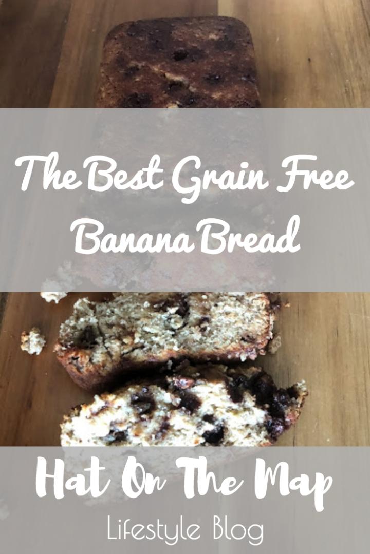 The Best Grain Free BananaBread