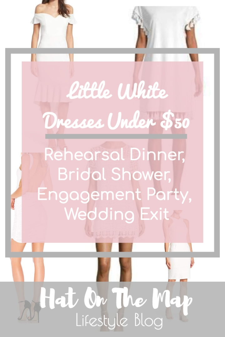The Perfect White Dress For Brides Under $50