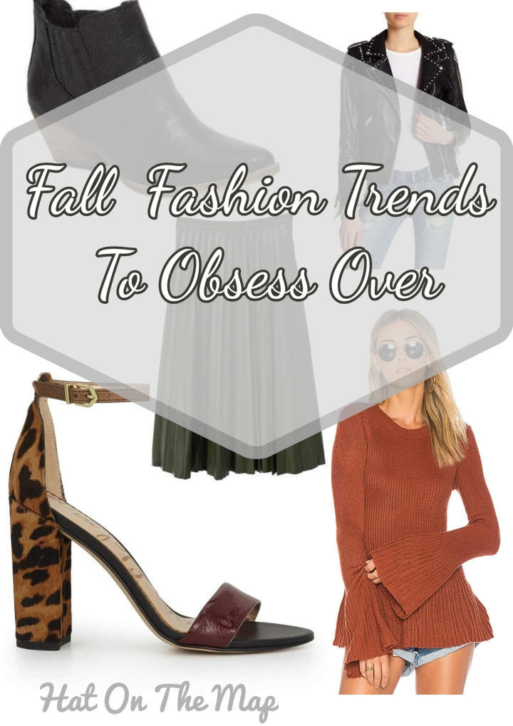 2018 Fall Trends I Am ObsessingOver